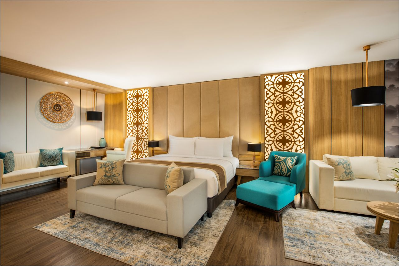 The Manohara Suite