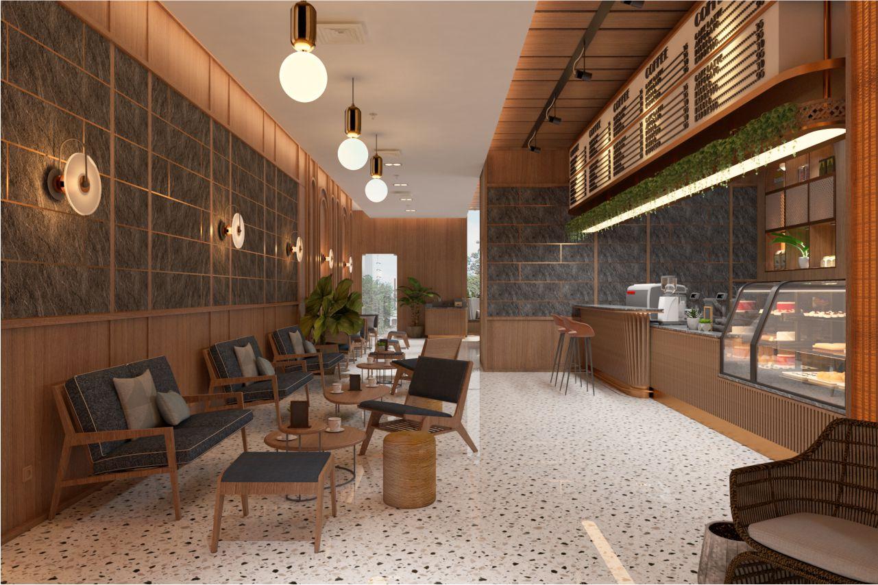 Dhyana Coffee Shop